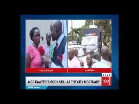 Family Members Speak out on Murder of Kaweesi