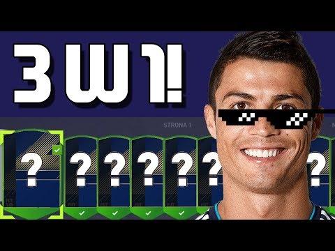 FIFA 18 - 3 sposoby zarabiania jednocześnie! - Handluj z tym #7