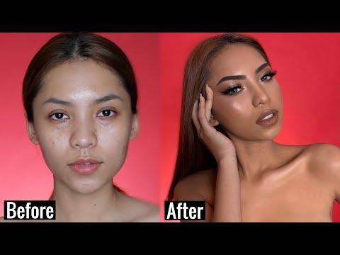 Trang Điểm Kiểu Tây cho Các Bạn Gái Châu Á   Western Makeup for Asians   Ty Lê