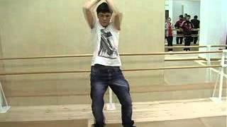 �������� ���� Сюжет о танцевальных коллективах ДК им. Невельского. ������