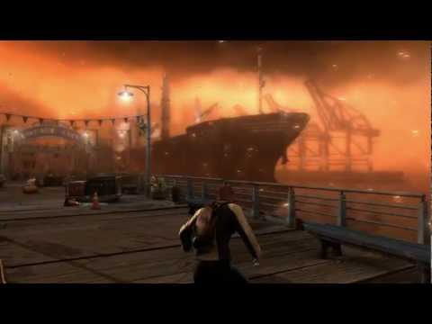 Lets Play Infamous 2 Part 1
