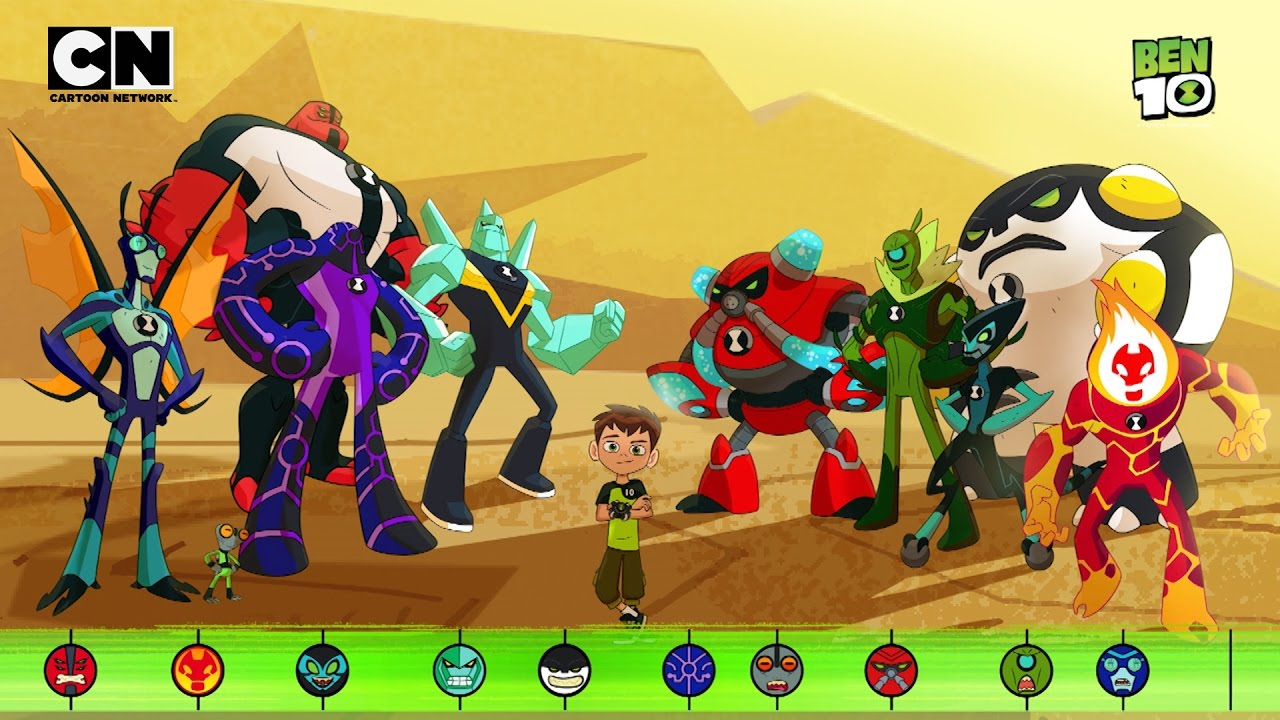 Ben 10 meet the aliens cartoon network youtube ben 10 meet the aliens cartoon network voltagebd Image collections