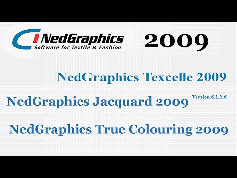 Nedgraphics Texcelle 2009 Jacquard 2009 True Coloring 2009 And Others Embcads Software Services