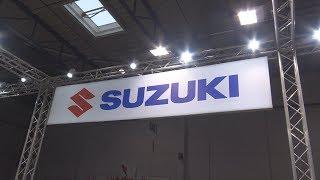 новинки Suzuki 2019   GSX S, Katana и другие