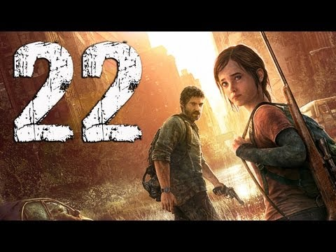 The Last Of Us - Gameplay Walkthrough Part 22 - The Hotel Basement