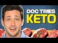Doctor Mike Tries KETO for 30 DAYS