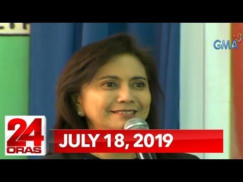 24 Oras Express: July 18, 2019 [HD]
