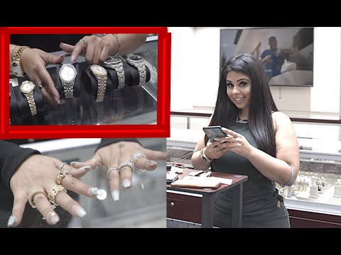Monica The Jeweler Shows us How 2 Spot A Cheaper Rolex Then sorts out 7 from Highest to Lowest Price