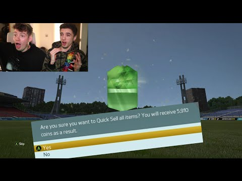 I F*CKING HATE JOSH!!! - FIFA 16 INSANE UPGRADES PACK OPENING