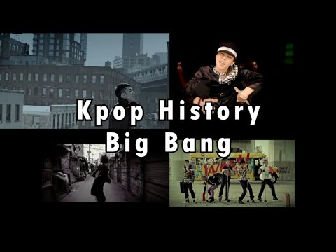 KPop History - Big Bang (Debut Era - Present)