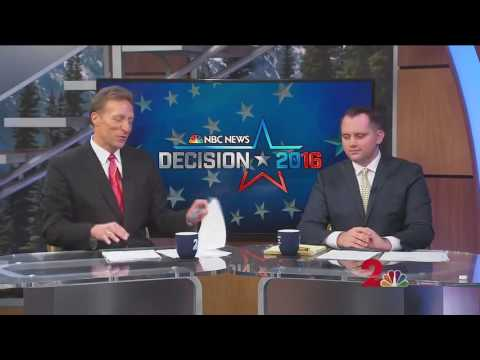 Joe Miller Dominates KTUU U.S. Senate Debate
