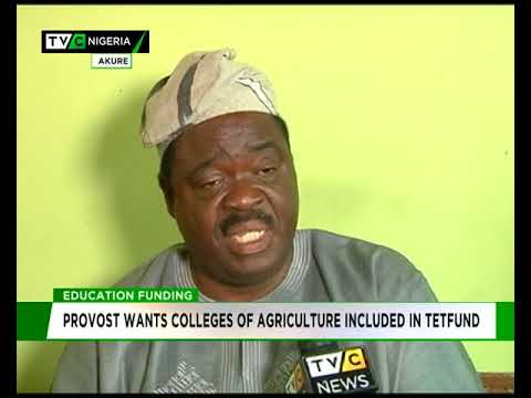 Provost wants Colleges of Agriculture involved in TETFUND