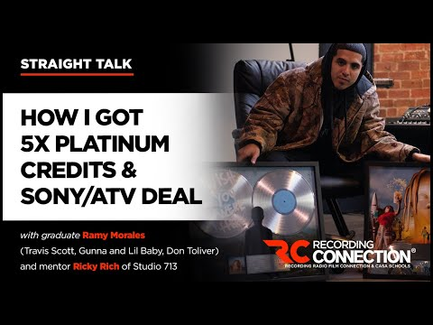 How I Got 5x Platinum Record Credits and Sony/ATV Deal