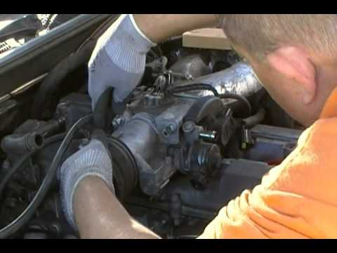 1995 gs300 lexus throttle body install removal youtube. Black Bedroom Furniture Sets. Home Design Ideas