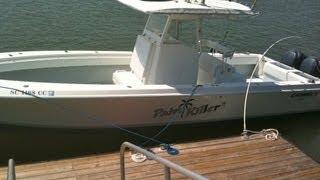 GIANT! Great White Shark Myrtle Beach South Carolina