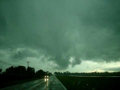 Rotating Scud Cloud Grove Rd. Oswego IL