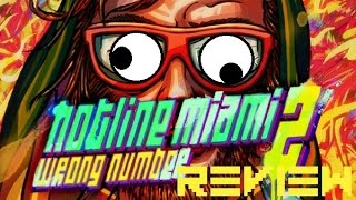 Hotline Miami 2: Wrong Number (PC) Review | The Game Grinder
