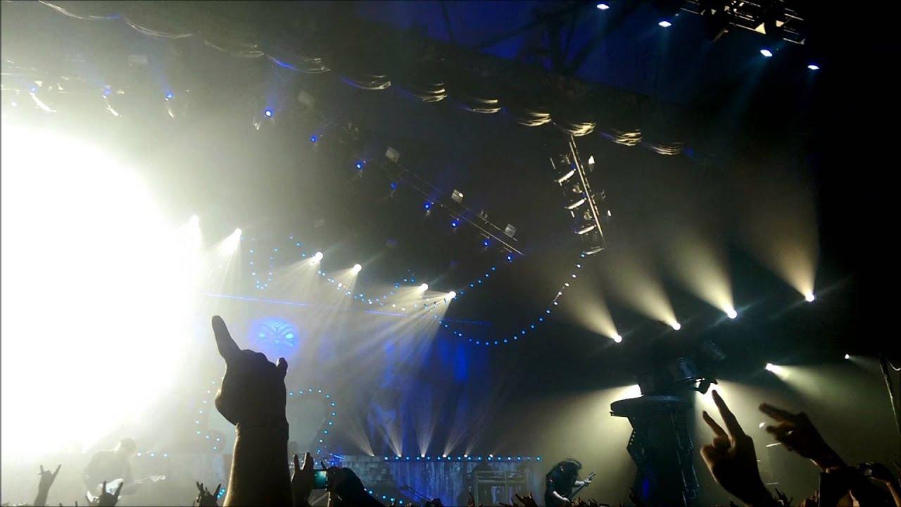 Slipknot Live El Paso 2014 Sarcastrophe Youtube