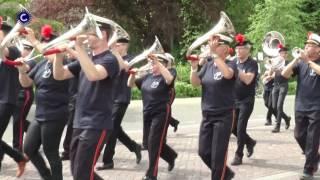 Reunie  Jachthoorn en Trompetterkorps Gemert