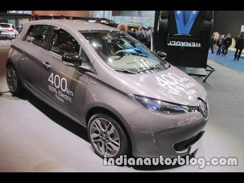 2018 renault zoe. perfect zoe 2018 renault zoe details specifications to renault zoe d