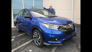 2019 Honda HRV AWD - What I love about this Honda HRV  | Walk Around by Joel English |