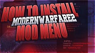 How To Install A MW2 Mod Menu (XBOX360)