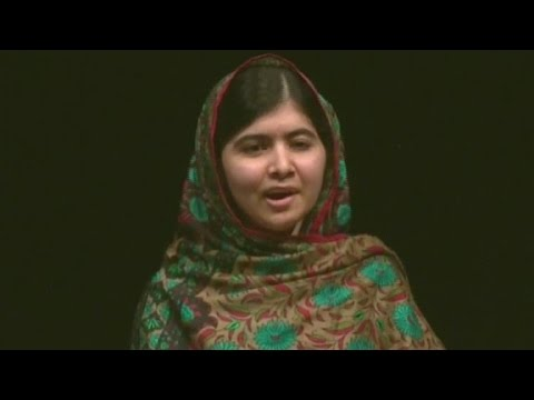 Malala Yousafzai: My dad did not clip my wings