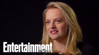Elisabeth Moss Discusses Her Unusual Experience Making 'The Square' | Entertainment Weekly