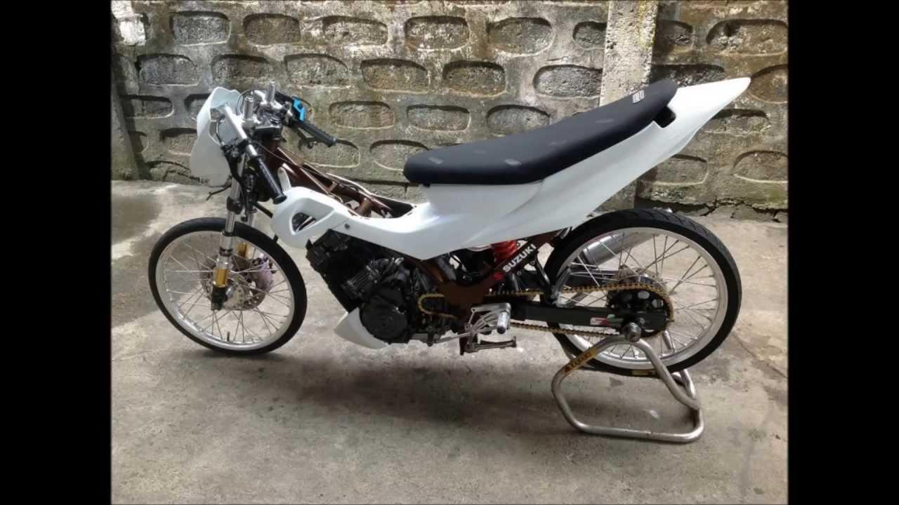 Suzuki Raider 150 25G 400meter
