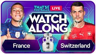 FRANCE vs SWITZERLAND EURO 2020 Watchalong with GOLDBRIDGE