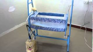 AUTOMATIC BABY CRADLE with cry / move sensor - Suits for all cradles