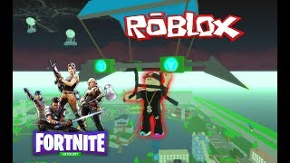 FORTNITE ROBLOX-what HAPPENED THERE?