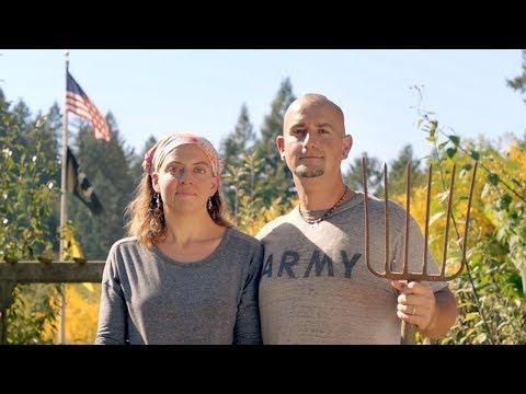 Meet The Veteran Team Farming A Future For Their Community