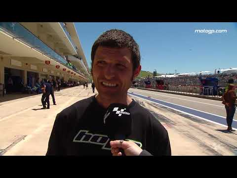 Guy Martin catches up with MotoGP™ at the Grand Prix of the Americas