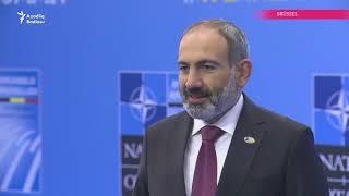 """Paşinyan: """"Azərbaycan demokratiyaya təcavüz edir."""""""