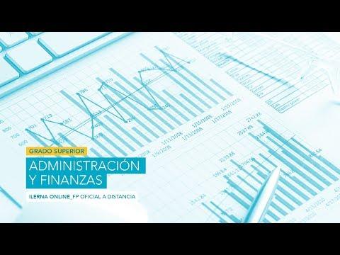 Ciclo Formativo De Grado Superior De Administración Y Finanzas