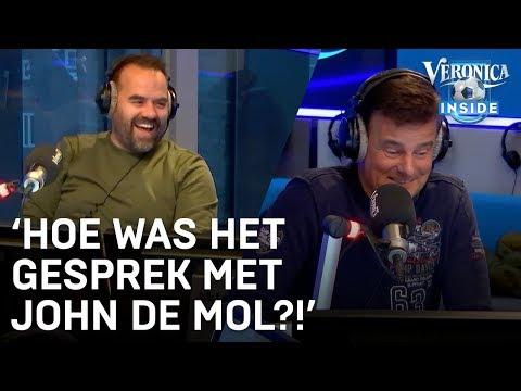 Wat zei John de Mol tegen Johan, Ren� en Wilfred! | VERONICA INSIDE RADIO