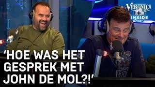 Wat zei John de Mol tegen Johan, René en Wilfred?! | VERONICA INSIDE RADIO