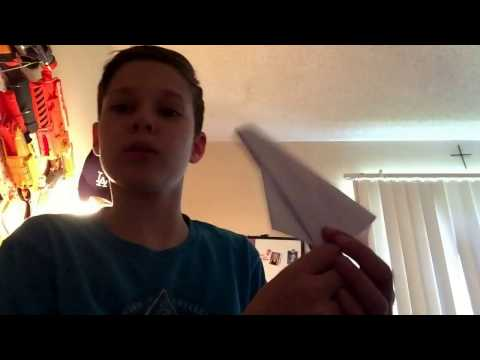 How to make a Nerf gun out of paper super easy
