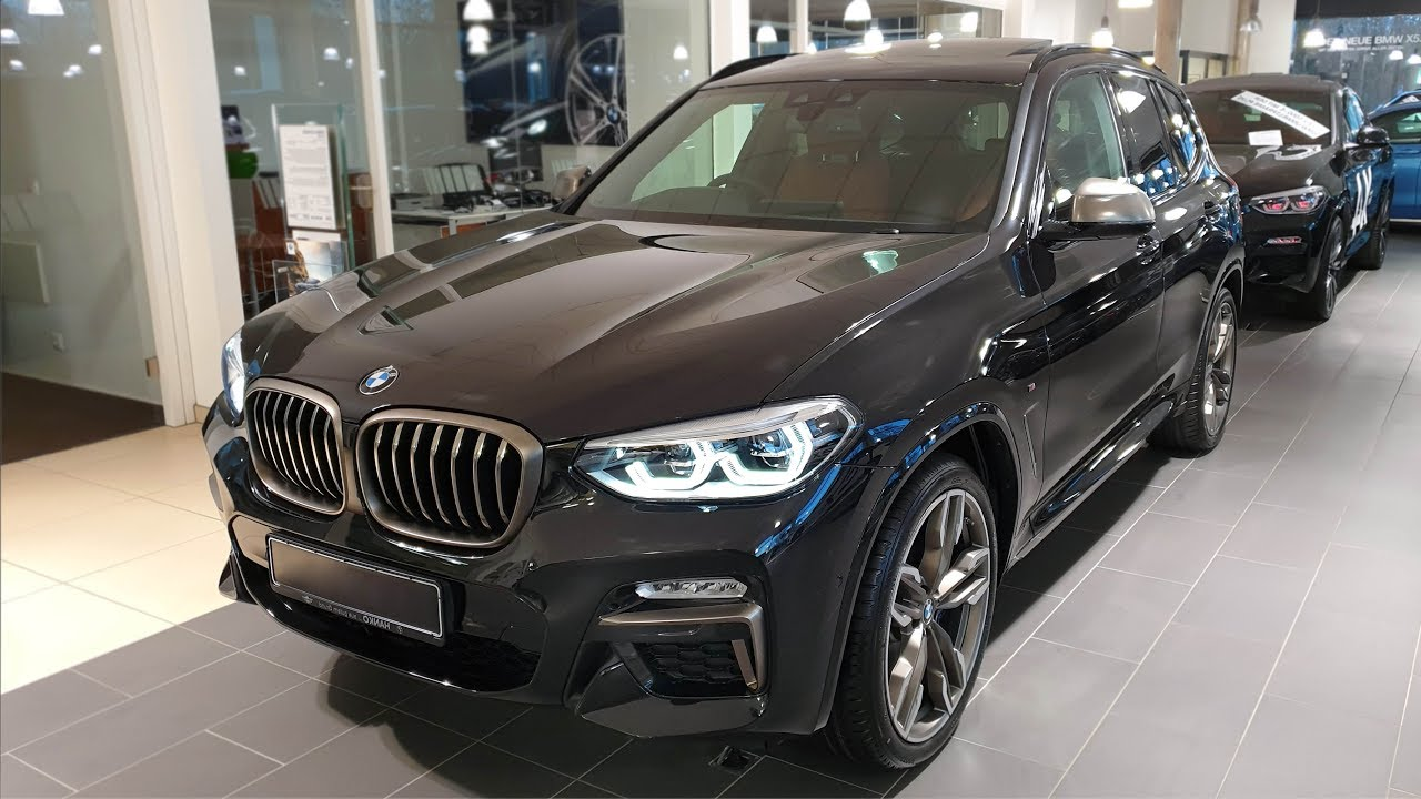 2019 Bmw X3 M40d Youtube