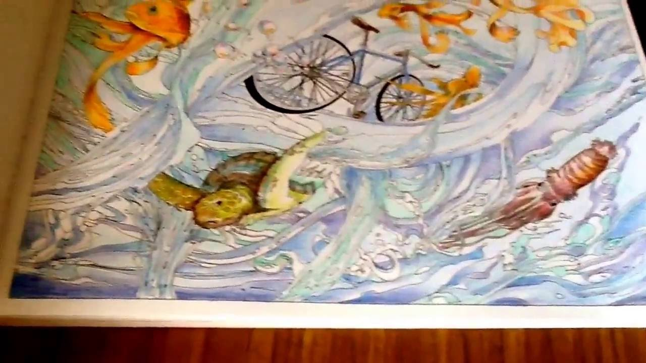the bicycle colouring book youtube - Bicycle Coloring Book