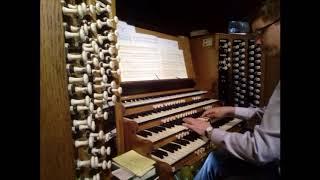 Mendelssohn, Bach, Salome: Organ Recital from Leeds Minster (Alexander Woodrow)