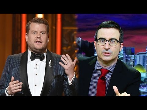 The Show Must Go On: John Oliver, James Corden Honor Orlando Victims