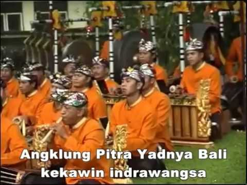 Angklung Pitra Yadnya Bali | Kekawin Indrawangsa mp3