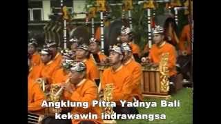 Video Angklung Pitra Yadnya Bali | Kekawin Indrawangsa mp3 download MP3, 3GP, MP4, WEBM, AVI, FLV Juni 2018