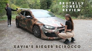 Brutally Honest Review: Xavia Brooke's Bagged Scirocco Rieger