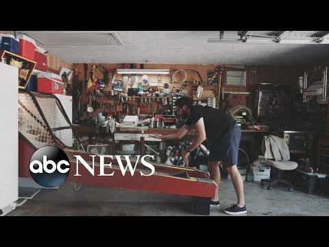 Skee-Ball star Roy 'Brewbacca' Hinojosa strives for greatness after controversial setback | ABC News