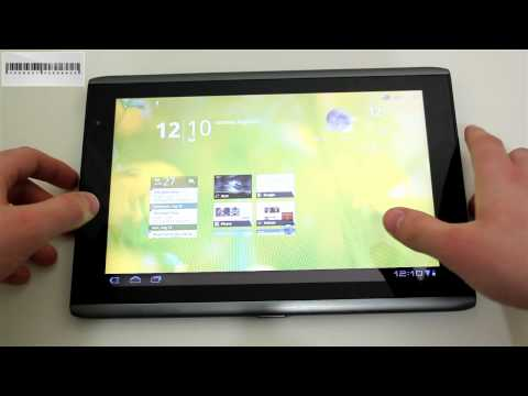 Android Tutorial, Walkthrough, Guide For Tablets. (3.0, 4.0 Icecream Sandwhich)