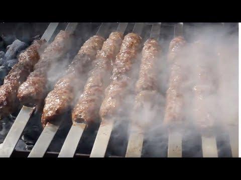 Супер сочный кебаб из говядины .Рецепт от Жоржа