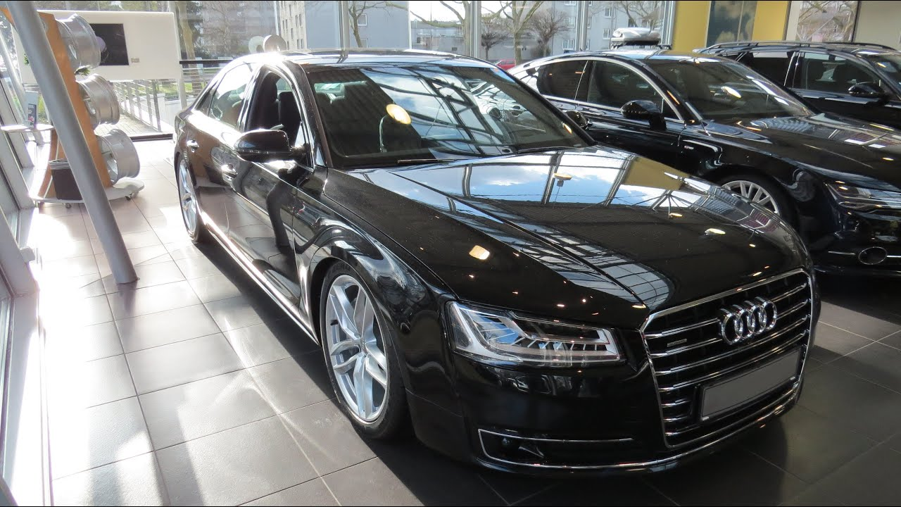 2015 audi a8 limousine 3 0 tdi quattro tiptronic youtube. Black Bedroom Furniture Sets. Home Design Ideas